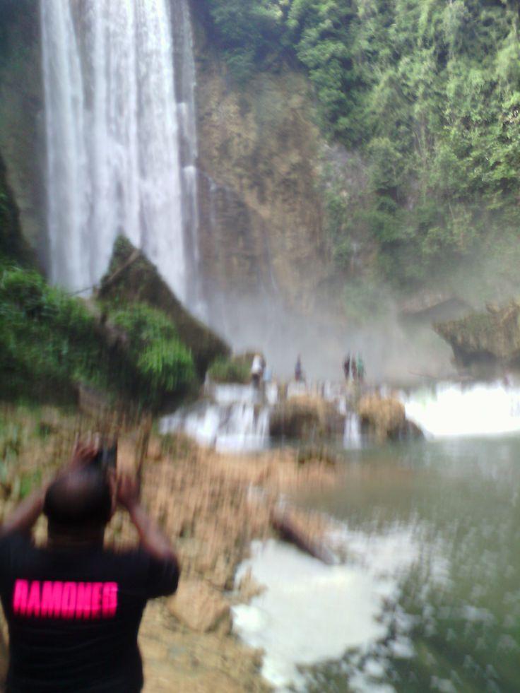 Waterfall team Journey