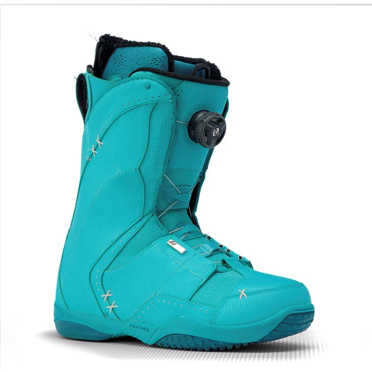 Womens Ride Snowboard Boots 12