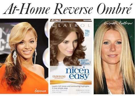 How To DIY Reverse Ombré Hair Color (Its Easy, Promise)