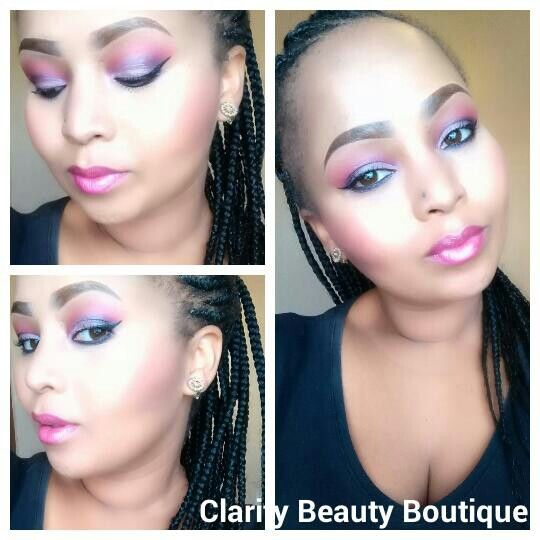 Pinks and purples are soft yet bold, coupled with a pinch of flirtateousness!