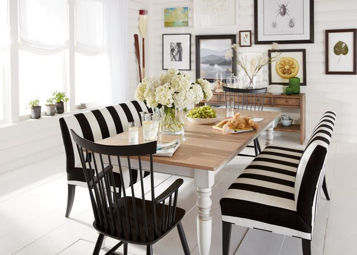 Miller Rustic Dining Table - Ethan Allen