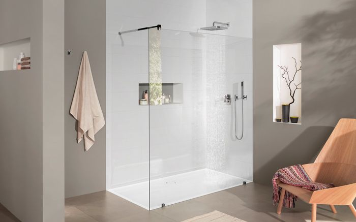 À fond les contrastes - La salle de bains Cedeo