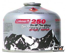 Imagens Gas Coleman 250 Gr