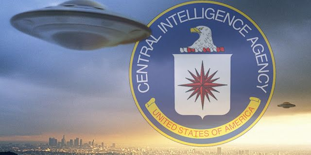 "AWAKENING FOR ALL: CIA: Take a Peek into Our ""X-Files"""