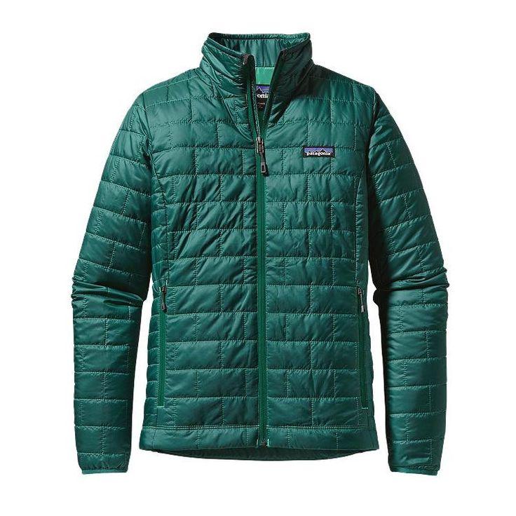 Patagonia Women's Nano Puff® Jacket - Arbor Green