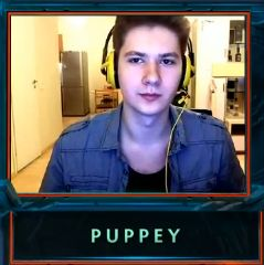 "Clement ""Puppey"" Ivanov, dat support/jungler"