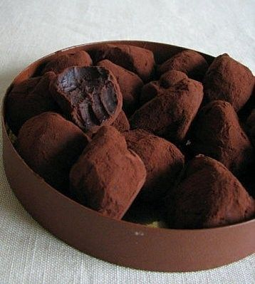 Трюфели шоколадные элементарные рецепт с фото