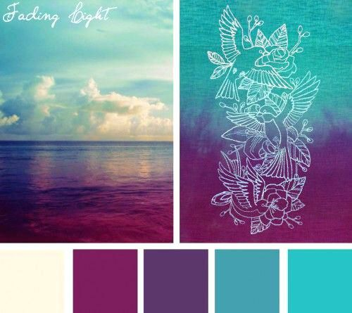 mesmerizing turquoise color scheme turquoise wedding color palettes