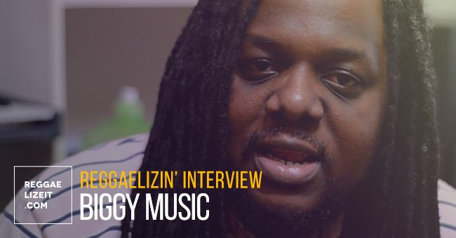 INTERVIEW: Biggy Music @ Kingston, Jamaica - February 2016  #2016Giggy #BigOne #BigOne #BiggyMusic #BiggyMusic #BiggyMusicinterview #Dancehall #HerbalWorldAnthemz #InnerCityDub #producer #ReggaeKnowledge #reggaelizeitinterview #ReggaelizinInterviews #Roots #SteamazRiddim