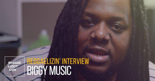 INTERVIEW: Biggy Music @ Kingston, Jamaica - February 2016  #2016Giggy #BigOne #BigOne #BiggyMusic #BiggyMusic #BiggyMusicinterview #Dancehall #HerbalWorldAnthemz #InnerCityDub #producer #ReggaeKnowledge #reggaelizeitinterview #ReggaelizinInterviews #Roots #SteamazRiddim