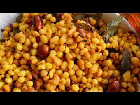 Boondi | Kara Boondi - Crispy and Tasty - Dosatopizza