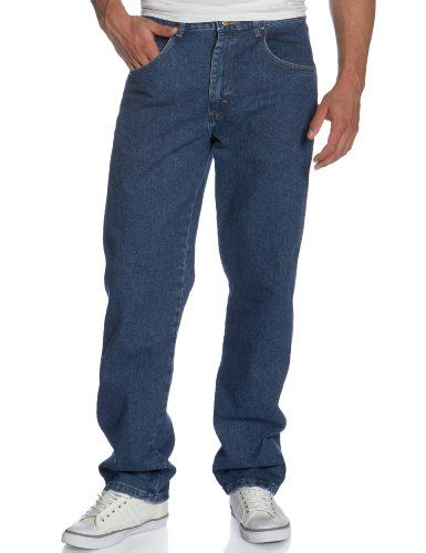 Wrangler Men's Rugged Wear Relaxed Fit Jean.