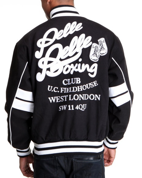 Pelle Boxing Club Varsity Jacket by Pelle Pelle