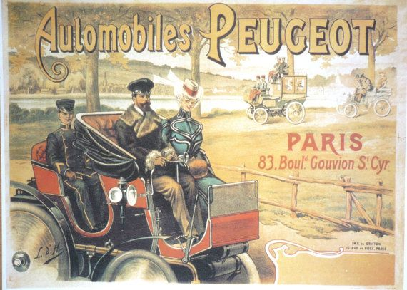 Peugot Paris