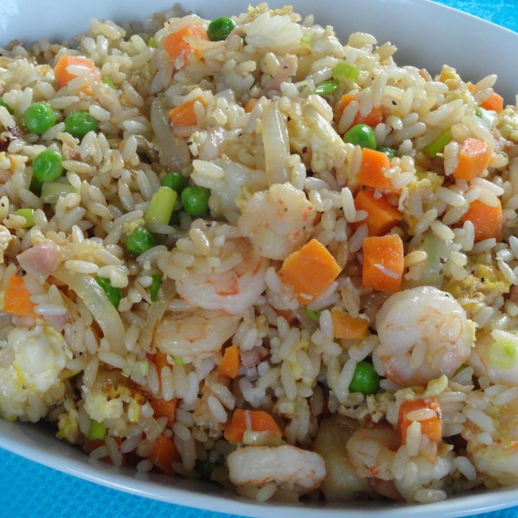 Yang Chow Fried Rice Recipe | Just A Pinch Recipes