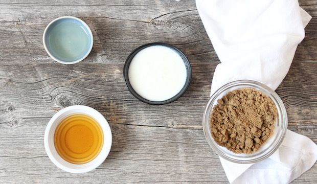 Homemade Face Mask for Glowing Skin With Honey