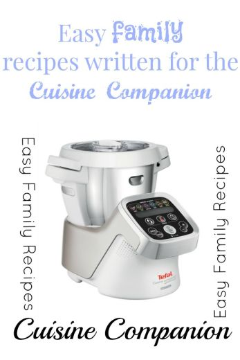 A collection of recipes written for the #cuisine #companion #tefal by Australian parenting and food bloggers