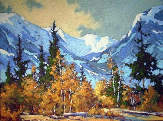 Mountain Light, Squamish
