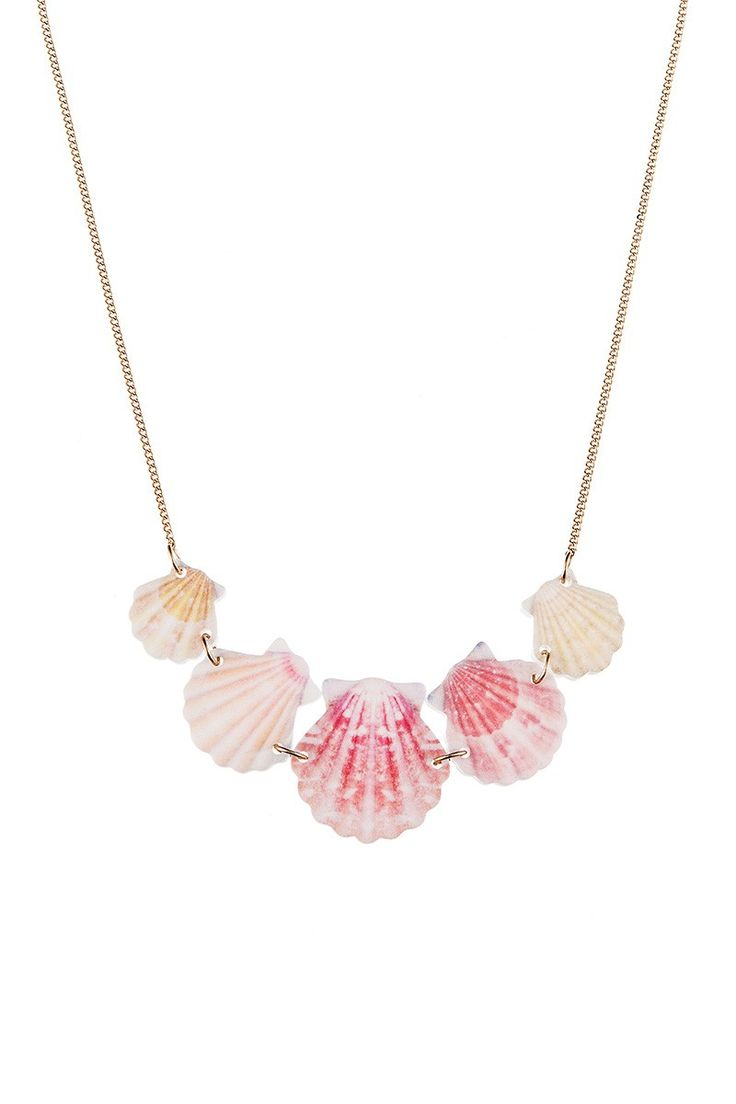 Really like this Tatty Devine Shell Grotto Necklace!