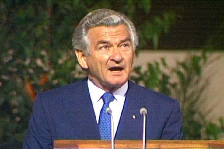Bob Hawke, Prime Minister in 1988