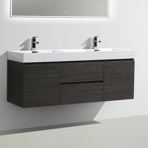 37+ Gray bathroom cabinet wall mounted ideas