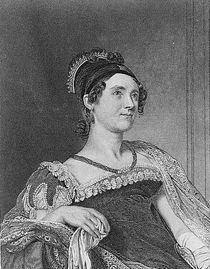 Louisa Catherine Johnson Adams  First Lady 1825–182