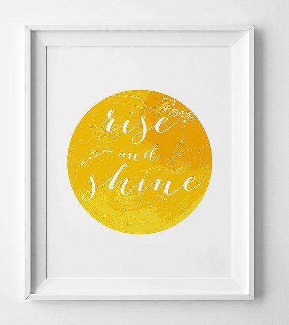 1000+ Ideas About Yellow Wall Art On Pinterest