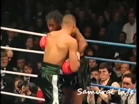 Brutal, harrowing but compelling. Nigel Benn vs Gerald McClellan, 1995. I have never witnessed anything that comes close. For more on this fight read Kevin Mitchell's brilliant 'War, baby!'