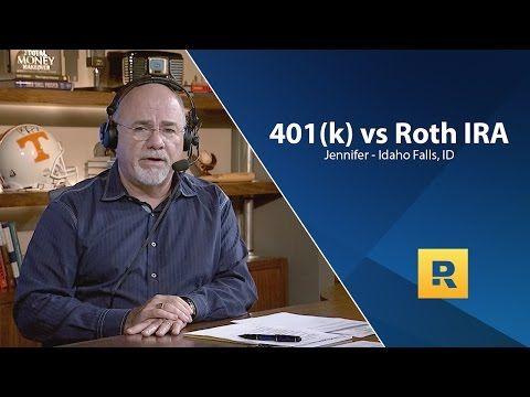 401k VS Roth IRA - YouTube