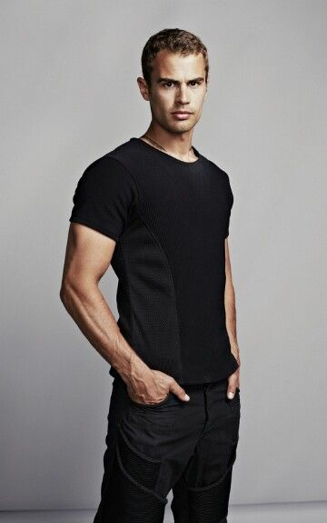 Theo James... Hard to believe he's 29 years old but that's okay with me!