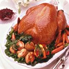 Turkey Cooking Time Guide Article - Allrecipes.com - Because EVERY year I have to look up how long to cook the bird...