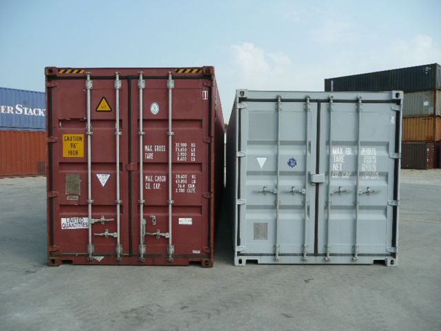 High Cubes Dominate Container Equipment Market