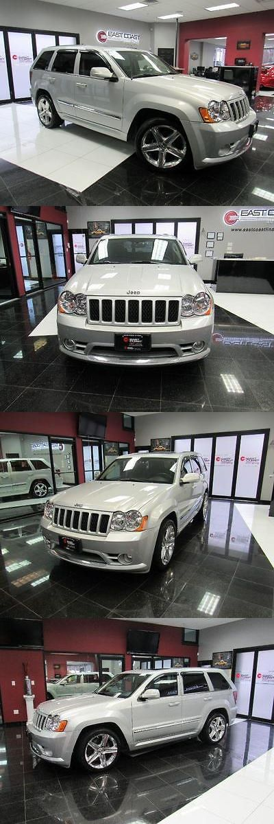 SUVs: 2008 Jeep Grand Cherokee Srt8 4X4 4Dr Suv 2008 Jeep Grand Cherokee Srt8 4X4 4Dr Suv Clean Truck Loaded With All Options -> BUY IT NOW ONLY: $23900 on eBay!