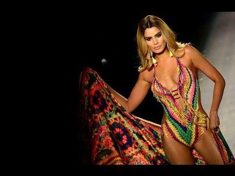 Agua Bendita | Spring Summer 2017 Full Fashion Show | Exclusive - YouTube