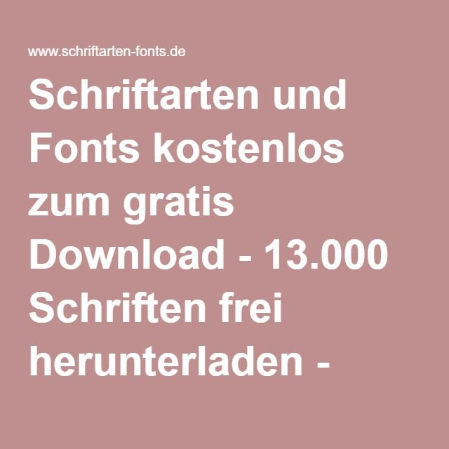 ber ideen zu schriftarten herunterladen auf. Black Bedroom Furniture Sets. Home Design Ideas