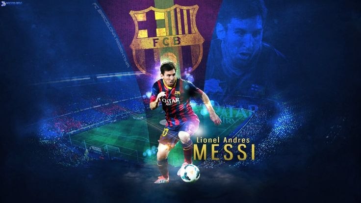 Lionel Messi Fc Barcelona Hd Desktop Background Image