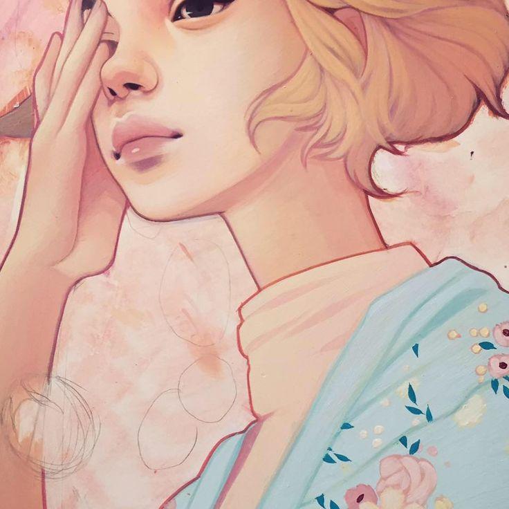 Kelsey (Jean) Beckett Illustration