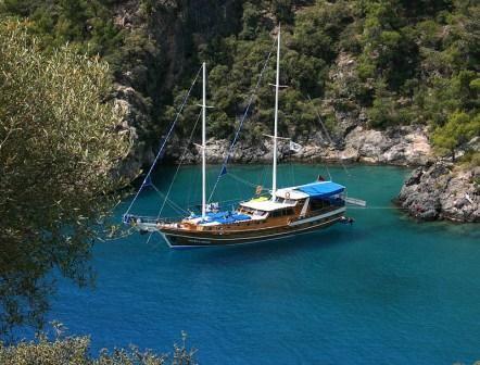 Gullet Travel in Turkey - #JetsetterCurator