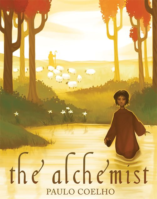 best alchemist summary ideas the alchemist  for my projects in illustration class cover for the alchemist by paulo coelho the scene is just as santiago has his sheep and is setting out towa