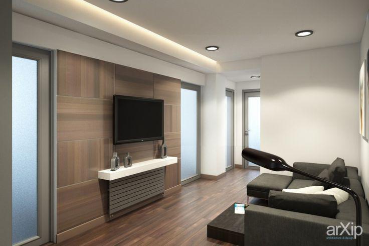 Современный холл для молодой семьи в Кишиневе, Молдова. #interiordesign #3dvisualization #entrancehall #lounge #lobby #lobby #apartment #house #modern #20_30m2 #interior