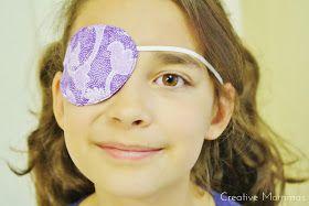 Eye patch pattern