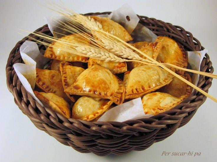 Empanadillas de atun del blog Per sucar-hi pa