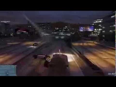 GTA V   Tank Rampage