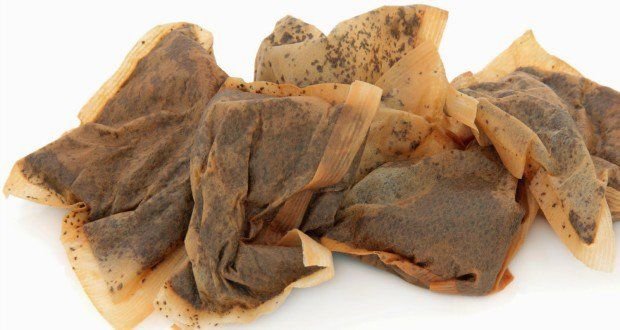Unbelievable Uses for Used Teabags http://www.healthdigezt.com/unbelievable-uses-for-used-teabags/