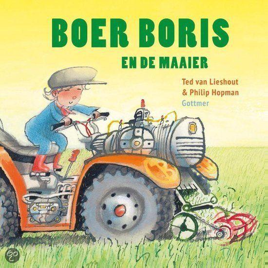 Boer Boris en de maaier (15-08-2015)