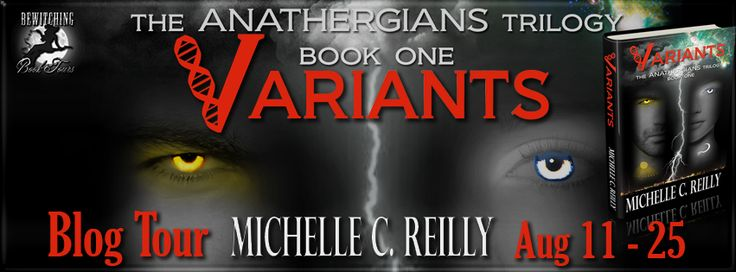 """Sister Sinister Speaks On ... Things: """"Variants"""" by Michelle C. Reilly: GUEST POST, SPOT..."""