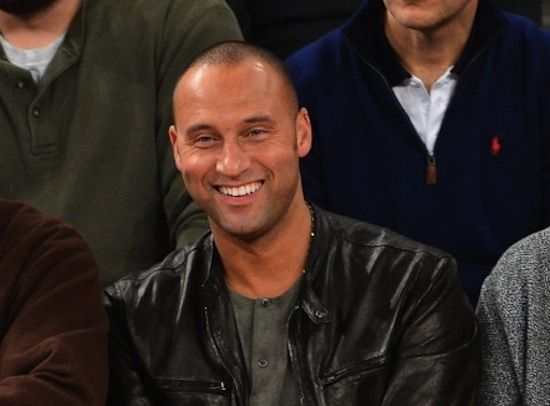 Derek Jeter | The 11 Hottest Male Athletes As Ranked By A Straight Man