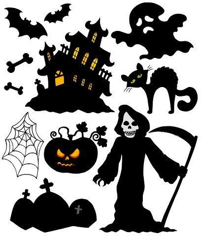 Best 25 halloween pumpkin stencils ideas only on pinterest good pumpkin carving ideas simple - Outstanding kid halloween decorating design idea using scooby doo pumpkin carving ...