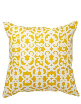 JONNA cushion yellow | Pillow | Pillow | Cushions | Interior | INDISKA Shop Online