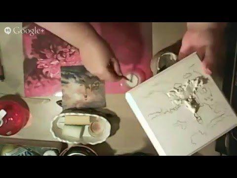 Мастерская Марины Трублиной часть 1 - YouTube